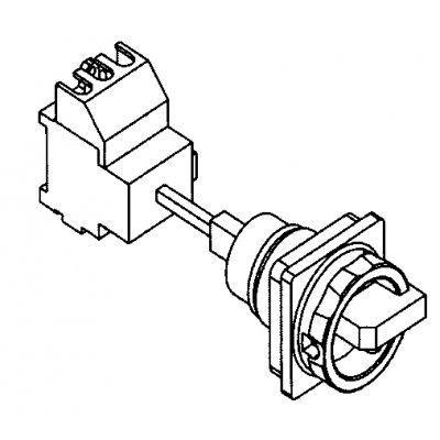 HLT100/3V/Z33/Z45 shaft 300mm