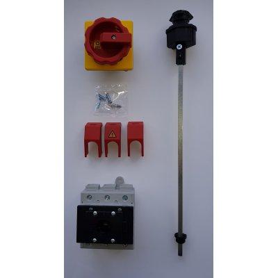 NLT63/4V/Z33/Z45  shaft 400mm