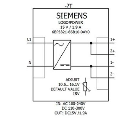 6EP3321-6SB10-0AY0 - schéma 1